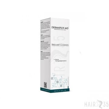 DermaPlus MD Brillant Cleanser 240 ml